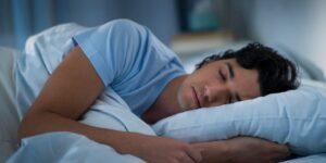 وضعيات النوم